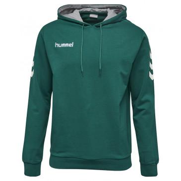 pulover s kapuco hummel CORE COTTON