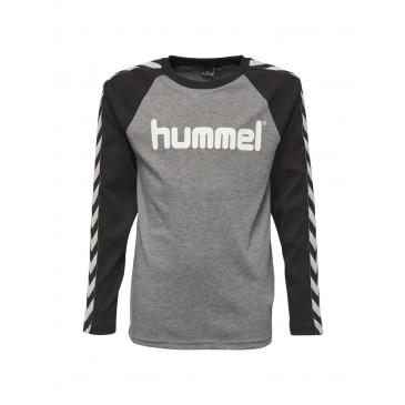 otroška majica z dolgimi rokavi hummel EARL LS x-mas