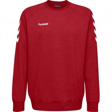 Otroški pulover hummel GO COTTON