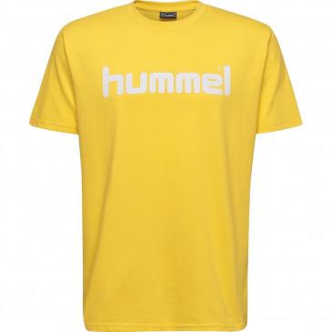 otroška majica s kratkimi rokavi hummel GO COTTON LOGO