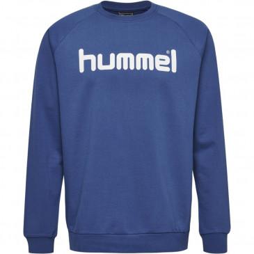 Otroški pulover hummel GO COTTON LOGO