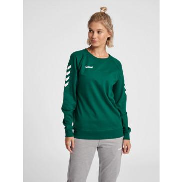Ženski pulover hummel GO COTTON