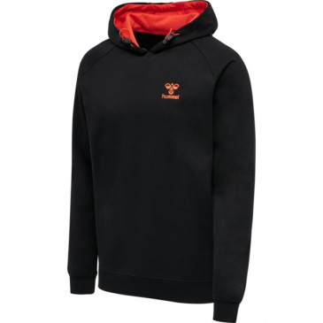 Otroški pulover s kapuco hmlACTION COTTON HOODIE KIDS