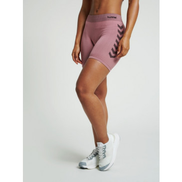 ženske brezšivne aktivne kratke hlače hmlFIRST TRAINING