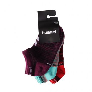 nogavice hummel FUNDAMENTAL 3-pack, unisex