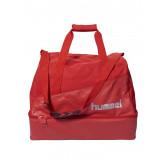 torba z dvojnim dnom hummel AUTHENTIC CHARGE SOCCER BAG