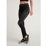ženske aktivne dolge hlače FIRST - aktivno perilo hummel