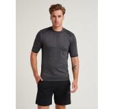 moška brezšivna majica s kratkimi rokavi hmlTRACKER SEAMLESS T-SHIRT