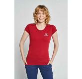 ženska majica s kratkimi rokavi HMLAVASA T-SHIRT S/S TEE