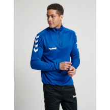moški pulover CORE 1/2 ZIP SWEAT