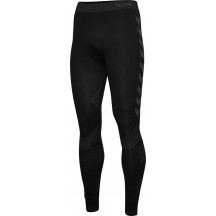 moške aktivne dolge hlače FIRST - aktivno perilo hummel