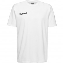otroška majica s kratkimi rokavi hummel GO COTTON