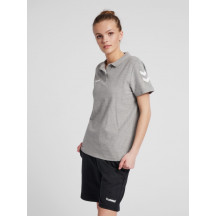 ženska polo majica hummel GO COTTON