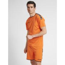 Moška dres majica hmlAUTHENTIC POLY JERSEY S/S