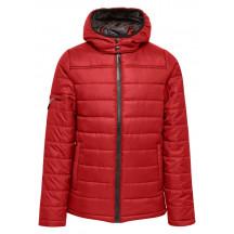 otroška podložena jakna s kapuco hmlNORTH QUILTED