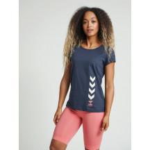 ženska majica s kratkimi rokavi hmlAPRIL T-SHIRT
