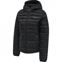 ženska prehodna prešita jakna s kapuco hmlPHILA PUFF JACKET
