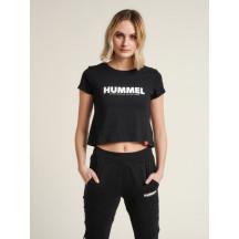 ženska kratka majica hmlLEGACY WOMAN CROPPED