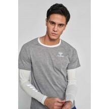 moška majica z dolgimi rokavii HMLRASIA T-SHIRT L/S TEE