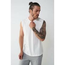 moška majica brez rokavov hmlTIM TANK TOP