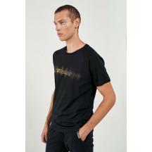 moška majica s kratkimi rokavi hmlPITA T-SHIRT