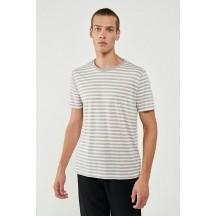 moška majica s kratkimi rokavi hmlSUNO T-SHIRT