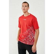 moška majica s kratkimi rokavi hmlWELO T-SHIRT