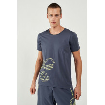 moška majica s kratkimi rokavi hmlWILL T-SHIRT