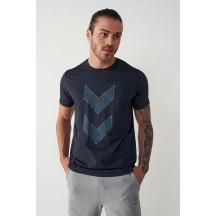 moška majica s kratkimi rokavi hmlFEDAN T-SHIRT S/S