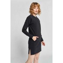 ženska obleka z dolgimi rokavi HMLATALANTA DRESS