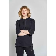 ženski pulover s kapuco HMLBELLANCA SLEEVELESS HOODIE