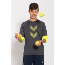 otroška majica z dolgimi rokavi hmlARGUS T-SHIRT L/S TEE