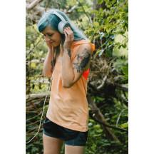 ženska majica brez rokavov in s kapuco HMLGEFJUN TANK TOP