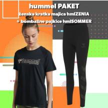 PAKET - ženska majica hmlZENIA + pajkice hmlSOMMER