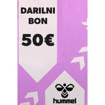 hummel darilni bon 50 eur