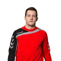 handball player Miha Zarabec