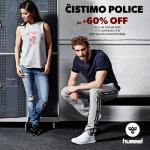 ČISTIMO POLICE! Popusti do -60%