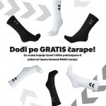 GRATIS hummel čarape u vrijednosti od 10.000 €