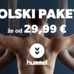 hummel paketi od 29,99 € dalje ...