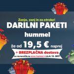 Miklavževi hummel paketi že od 19,5 € naprej