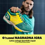 V času EURA 2018 do darila za 50 € in letne zaloge športnih copat!