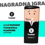 "NAGRADNA IGRA >> hummel #simplyfans hladilnik by Gorenje"""