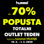 Ponovno je tu TOTALNI OUTLET s popusti do -70%!